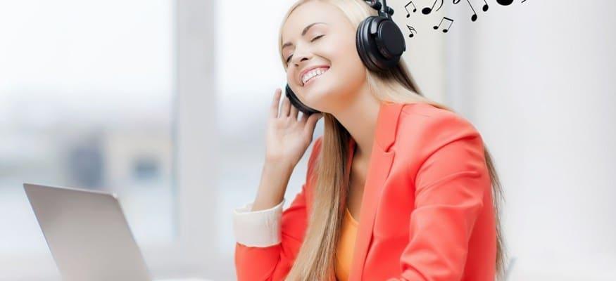 cuidados ao ouvir música no fone de ouvido