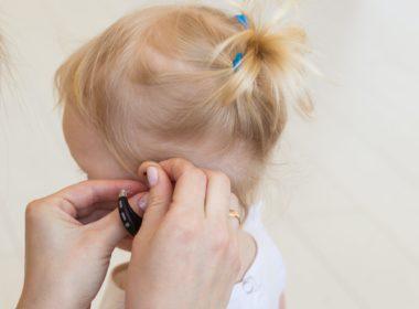 Problemas de Audição na Infância